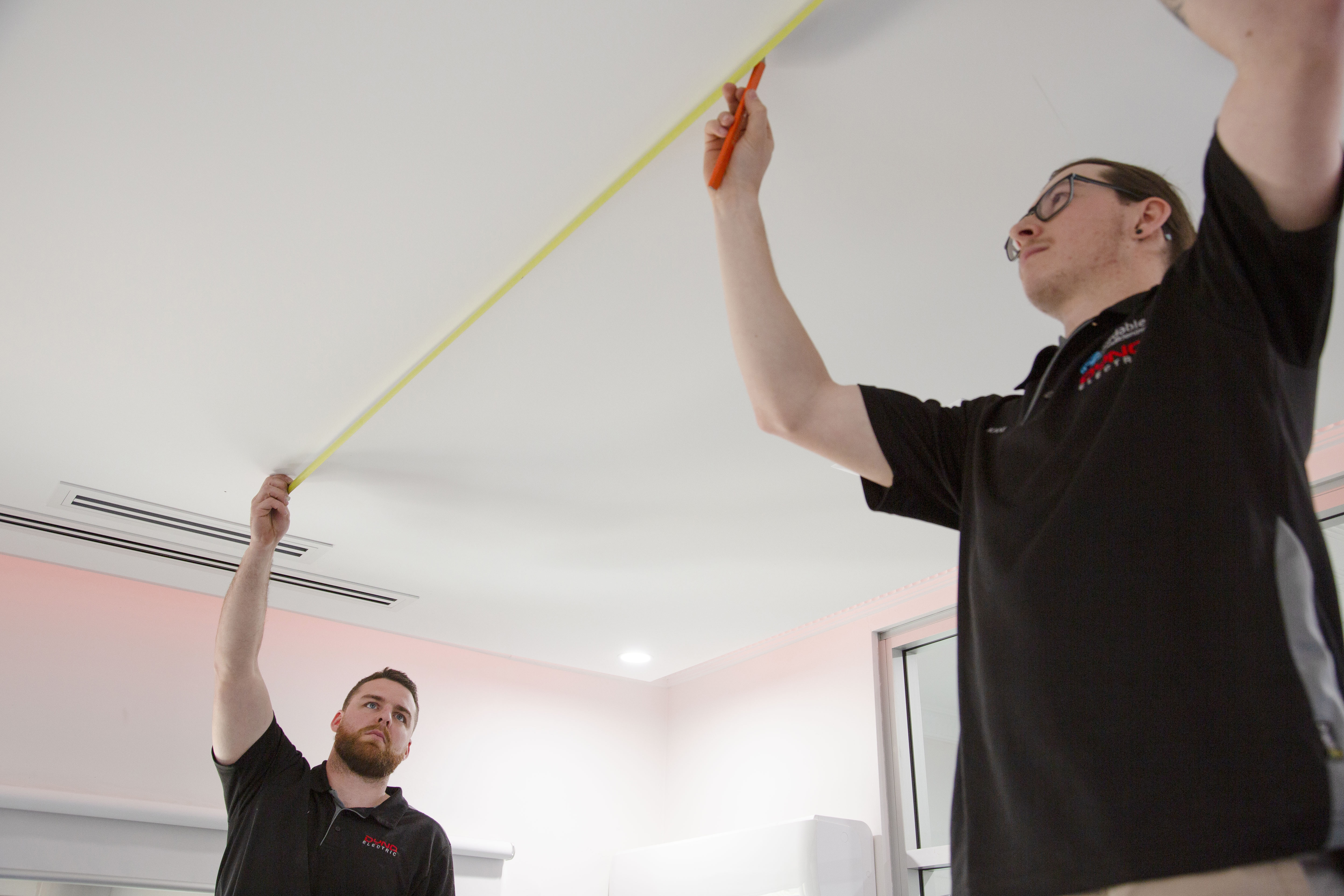 licensed electrician in Adelaide for Commercial Projects